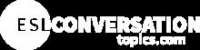 ESL Conversation Topics Logo